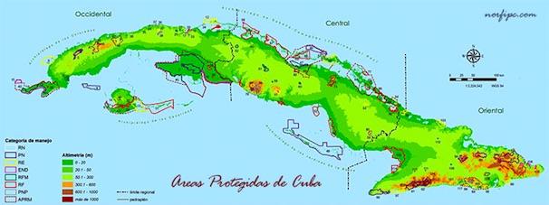 norfiPC - Aires protégées