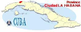 Provincia Ciudad La Habana