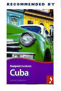 Footprint Cuba travel guidebooks [Gallimard in French] recommend us