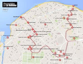 LE GRAND TOUR - RECORRIDOS POR LA HABANA