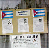 ¿Postularse para delegado del Poder Popular en Cuba?