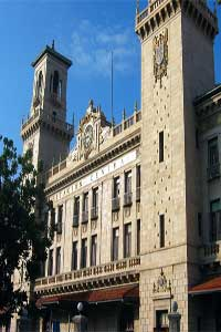 Central station La Habana