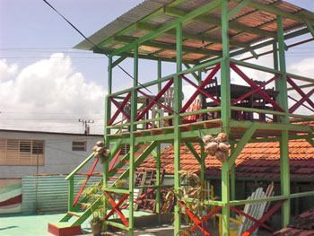 www.particuba.net • • Baracoa ::: CESAR y COMCEPCION LABORI BALGA