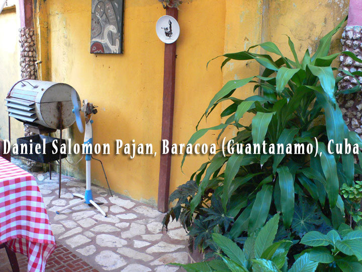www.cubacasas.net •|• Baracoa ::: DANIEL SALOMON PAJAN