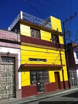 www.particuba.net / Bayamo / Casa España