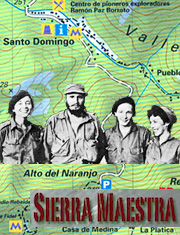 A few notes and suggestions about the Sierra Maestra