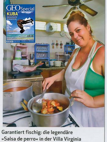 www.cubacasas.net •|• Caibarien •Pension Villa Virginia
