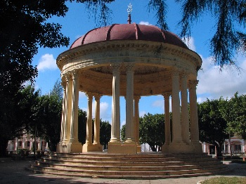 Glorieta in Parque Central © flickr