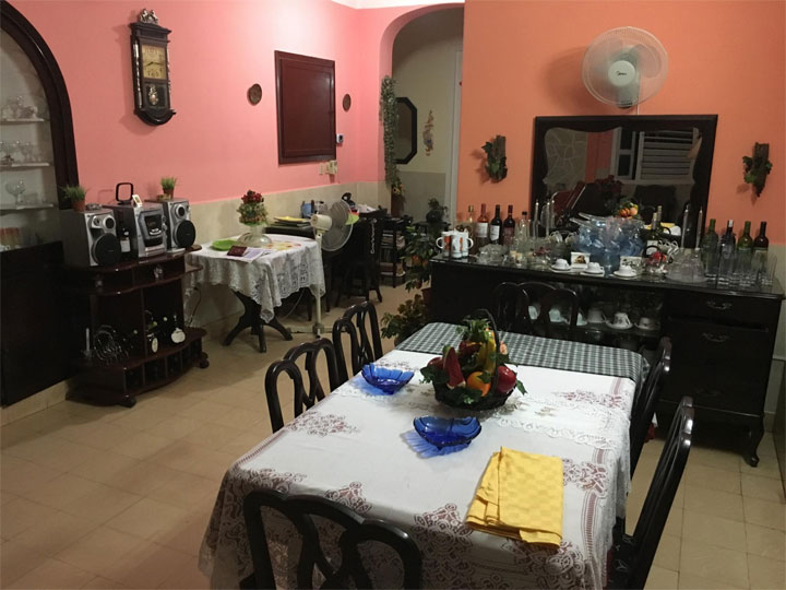 www.cubacasas.net •|• Camaguey • La casa de Caridad