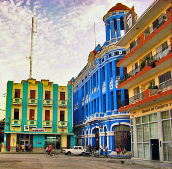 Plaza de los Trabajadores seen by photog Eyanex &copy; eyanex, panoramio