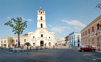 Iglesia Nuestra Se&ntilde;ora de la Merced