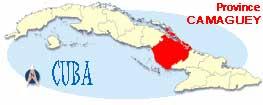 camaguey province mapa > links