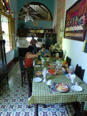 Hospedaje Colonial Los Vitrales © Rafael