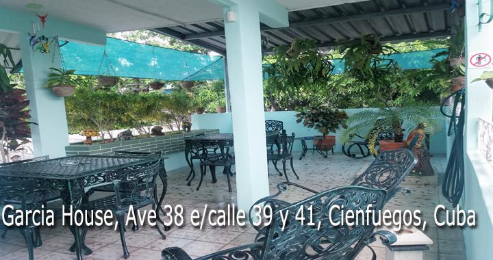 GARCIA HOUSE • particuba.net •|•Cienfuegos