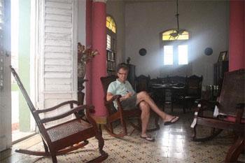 ::: Ines Maria Leon • www.cubacasas.net •|• Cienfuegos
