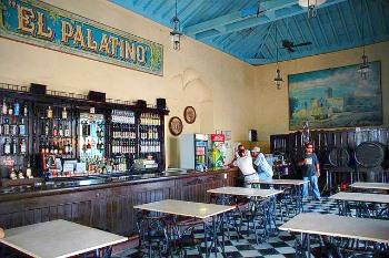 Café Palatino, longtemps rendez-vous des intellos,