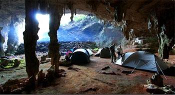 Cueva Martin Infierno