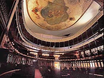 Teatro Tomas Terry © Jorge Tutor