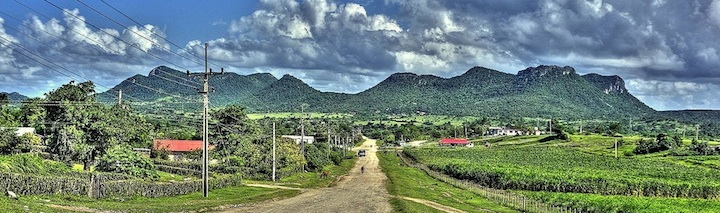 """Outside Gibara"", probably on the way to Bariay © Los Toros on Flickr.com"