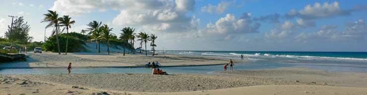 Playa Boca Ciega, Guanabo, Playas del Este (de La Habana) © sogestour •]• Guanabo © JacobForever panoramio