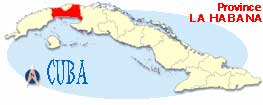 Map prov habana