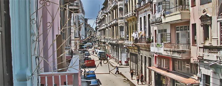 Habana Centro © Robin Thom, panoramio
