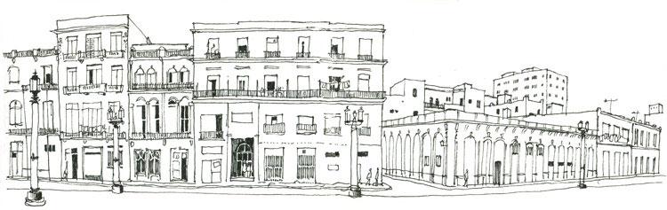 Habana vieja 5 for Calle neptuno e prado y zulueta habana vieja habana cuba