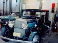 Museo de Autos Antiguos