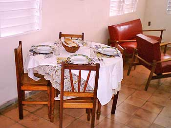 Villa Rosalba comedor