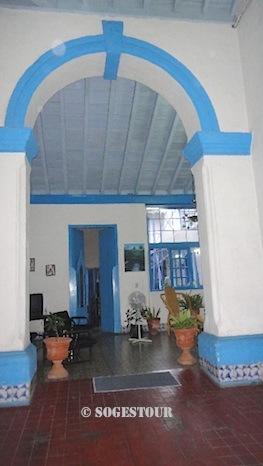 Hostal Azul ::: www.particuba.net •|• Matanzas