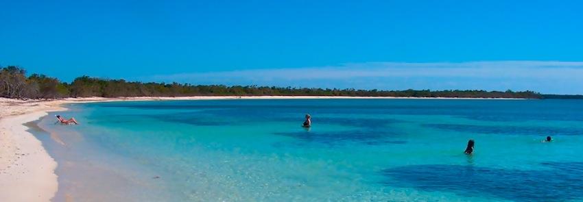 Playa Punta Pedernales, La Isla (Isla dos Pinos)