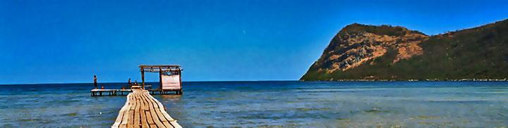 Playa Punta de iedra au sud de l'île ©