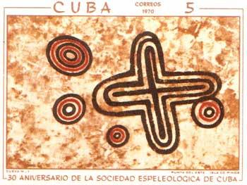 La constellation d'orion est la constante de l'orientation des pyramides du monde Speleo_Cueva1_Punta