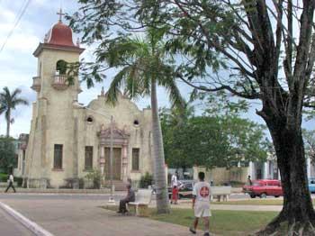 Iglesia Nuestra Señora de Los Dolores © sogestour