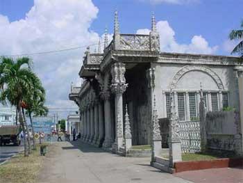Rococo-style Palacio Guash