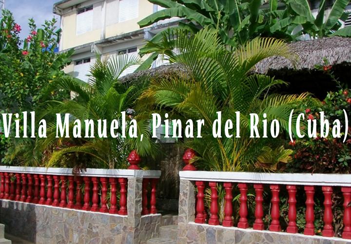VILLA MANUELA | particuba.net | Pinar del Rio