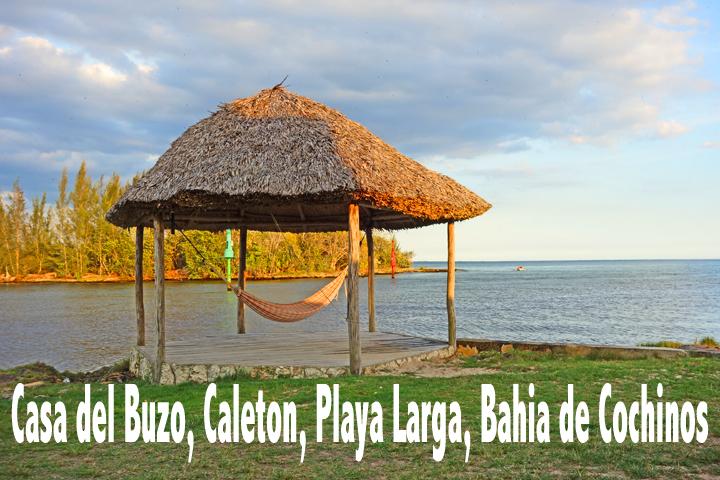 CASA DEL BUZO + SCUBA • particuba.net •|• Zapata • Playa Larga • Caleton