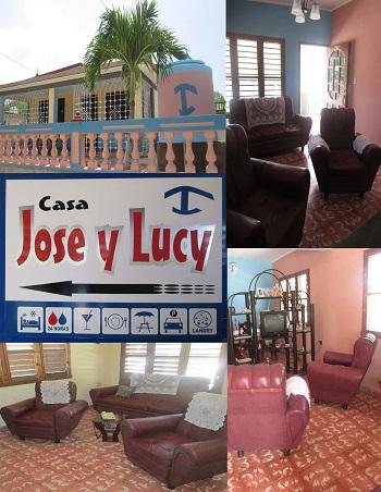 JOSE y LUCY particuba.net •|• Zapata • Playa Giron