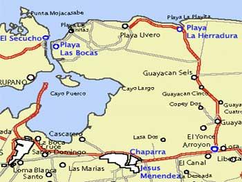 Puerto Padre et région