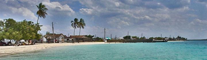 Playa La Llanitas - Ma cabane à Cuba
