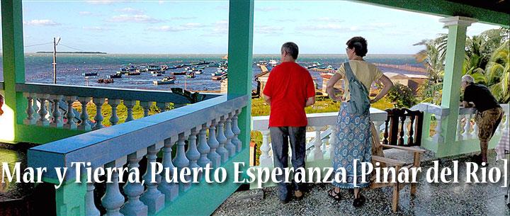 MAR y TIERRA | www.particuba.net | Puerto Esperanza