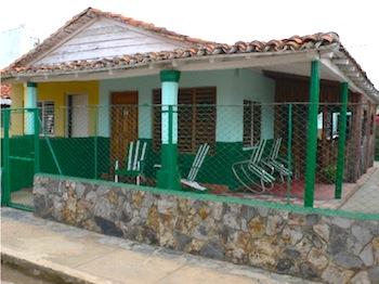 OLGA y FLORENCIO  www.particuba.net •|• Puerto Esperanza :::