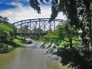 Pont sur le rio Sagua © tvdude70 panoramio