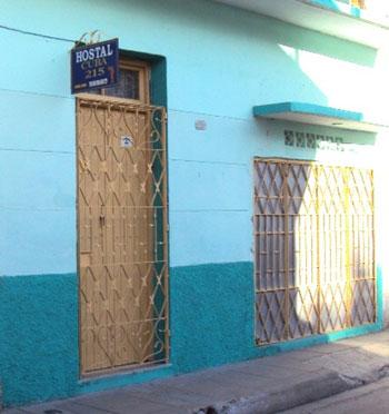 HOSTAL CUBA 215 | www.particuba.net | Santa Clara