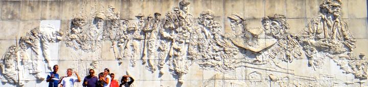 Memorial Ernesto Che (Cubano, Hermano, Ejemplo) Guevara