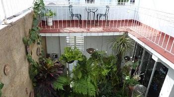 CASA AZUL ::: particuba.net •|•Santiago de Cuba