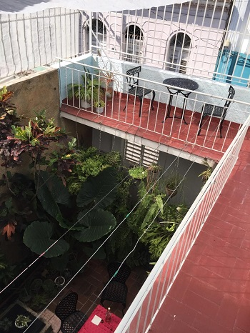 CASA AZUL ::: particuba.net •|•Santiago de Cuba © sogestour