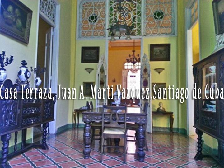 CASA TERRAZA ::: cubacasas.net •|• Santiago