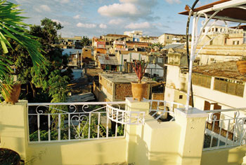 CASA TERRAZA SANTIAGO • www.particuba.net •|• Santiago de Cuba