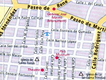 CASA TITA ::: particuba.net •|•Santiago de Cuba